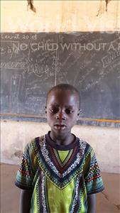 Choose a child to sponsor, like this little boy from Komabangou, Yakouba age 9
