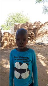 Choose a child to sponsor, like this little boy from Komabangou, Ousseini age 9