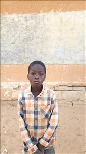 Choose a child to sponsor, like this little boy from Komabangou, Adamou age 6