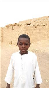 Choose a child to sponsor, like this little boy from Komabangou, Ayouba age 6