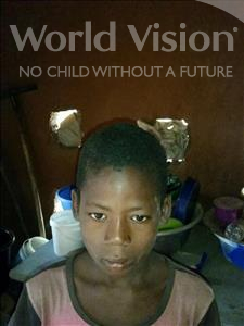 Choose a child to sponsor, like this little boy from Komabangou, Nazirou age 11
