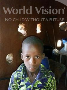 Choose a child to sponsor, like this little boy from Komabangou, Abdoulkarim age 8