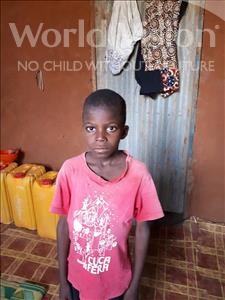 Choose a child to sponsor, like this little boy from Komabangou, Azizou age 6