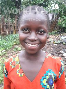 Choose a child to sponsor, like this little girl from Jong, Betty age 10