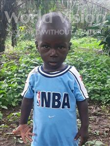 Choose a child to sponsor, like this little boy from Imperi, Rahim age 1