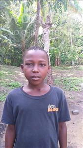 Choose a child to sponsor, like this little boy from Tegloma, Dauda age 11