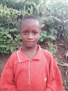 Choose a child to sponsor, like this little boy from Tegloma, Brima age 10