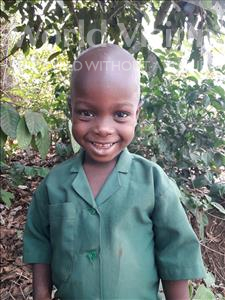 Choose a child to sponsor, like this little boy from Tegloma, Gadiru age 6