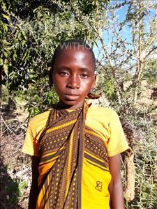 Choose a child to sponsor, like this little girl from Kilimatinde, Pili Kulwa age 13