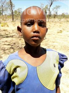 Choose a child to sponsor, like this little girl from Kilimatinde, Mariam Petro age 7