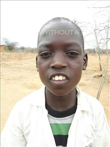Choose a child to sponsor, like this little boy from Kilimatinde, Paulo John age 10