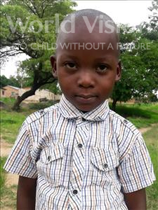 Choose a child to sponsor, like this little boy from Kilimatinde, Joseph age 7