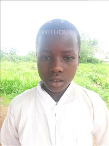 Choose a child to sponsor, like this little boy from Kilimatinde, Nkila age 9