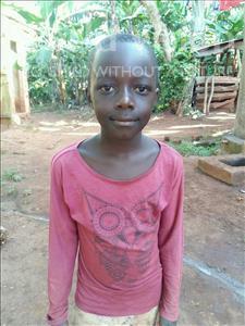 Choose a child to sponsor, like this little boy from Kibiga-Mulagi, Ivan age 8