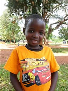 Choose a child to sponsor, like this little girl from Ntwetwe, Marther age 8