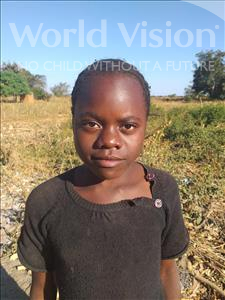 Choose a child to sponsor, like this little girl from Keembe, Tandiwe age 11