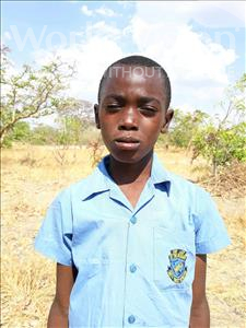 Choose a child to sponsor, like this little boy from Keembe, Brandon age 10