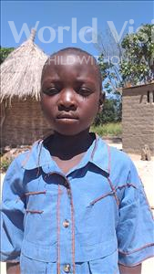 Choose a child to sponsor, like this little boy from Keembe, Elvis age 6