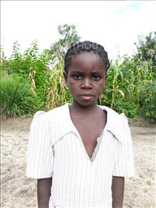 Choose a child to sponsor, like this little girl from Keembe, Catherine age 7