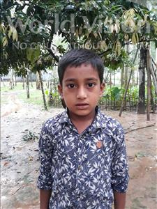 Choose a child to sponsor, like this little boy from Ghoraghat, Asif age 6