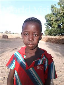 Choose a child to sponsor, like this little boy from Sirba, Abdoulaziz age 10