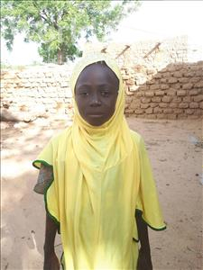 Choose a child to sponsor, like this little girl from Sirba, Safoura age 11