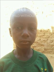 Choose a child to sponsor, like this little boy from Sirba, Abdouwahab age 6