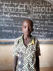 Choose a child to sponsor, like this little boy from Komabangou, Issoufou age 12