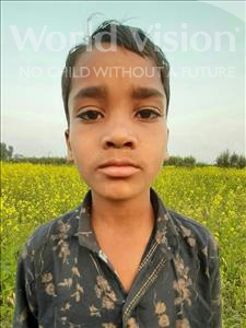 Choose a child to sponsor, like this little boy from Sarlahi, Manan age 10