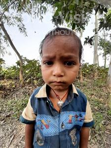 Choose a child to sponsor, like this little boy from Sarlahi, Anish age 2