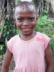 Choose a child to sponsor, like this little girl from Imperi, Sugao age 8