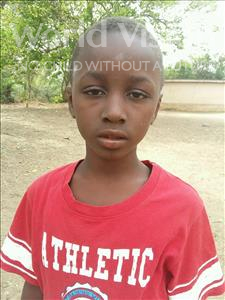 Choose a child to sponsor, like this little boy from Jaiama Bongor, Abdulai Yusuf age 7
