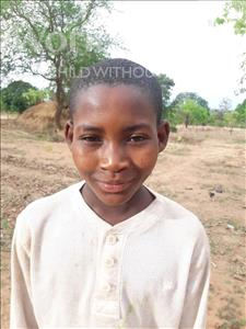 Choose a child to sponsor, like this little boy from Kilimatinde, Frank Samwel age 12