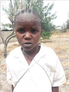 Choose a child to sponsor, like this little boy from Kilimatinde, Kambi Mikael age 7