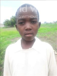 Choose a child to sponsor, like this little girl from Kilimatinde, Marysiana Mathias age 11