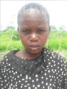 Telezia Christopher, aged 11, from Tanzania, is hoping for a World Vision sponsor