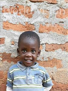 Choose a child to sponsor, like this little boy from Busitema, Ethan Mulungi age 2