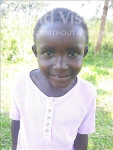Choose a child to sponsor, like this little boy from Busitema, Fillex age 5