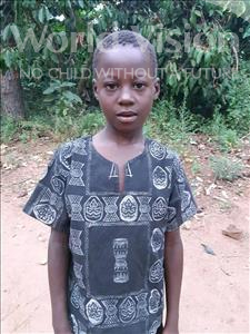 Choose a child to sponsor, like this little boy from Ntwetwe, Joswa age 7