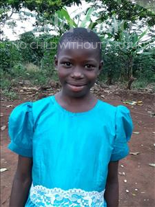 Choose a child to sponsor, like this little girl from Ntwetwe, Ruth age 8