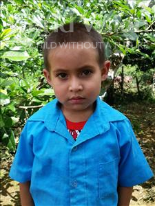 Choose a child to sponsor, like this little boy from Maya, Rogelio Abel age 5
