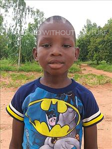 Choose a child to sponsor, like this little boy from Namaita, Celso Felizardo age 7