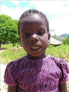 Choose a child to sponsor, like this little boy from Pheone, Santos Luis age 6