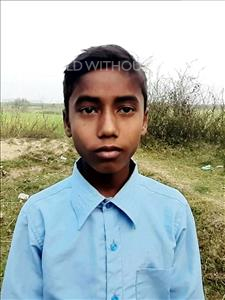 Choose a child to sponsor, like this little boy from Sarlahi, Rahul age 9