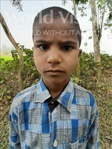 Choose a child to sponsor, like this little boy from Sarlahi, Ankit Kumar age 6