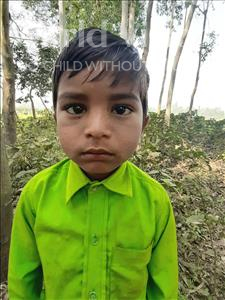 Choose a child to sponsor, like this little boy from Sarlahi, Aman Kumar age 6