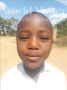 Choose a child to sponsor, like this little boy from Kilimatinde, Emanuel Charles age 7