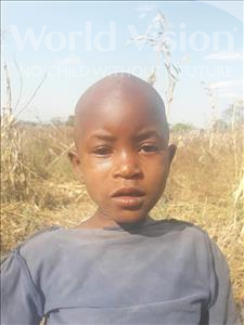 Choose a child to sponsor, like this little girl from Kilimatinde, Vaileth age 3
