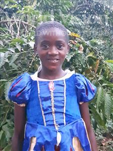 Choose a child to sponsor, like this little girl from Ntwetwe, Kawusala age 10