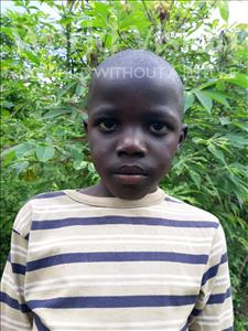 Choose a child to sponsor, like this little boy from Ntwetwe, Ambrose age 8